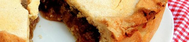 Gooseberry pie