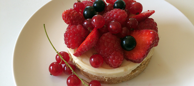 nigella no fuss fruit tart