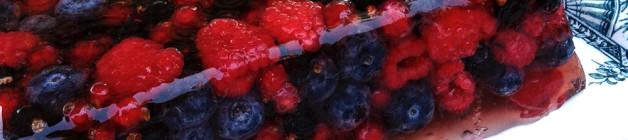 Summer fruit terrine recipe
